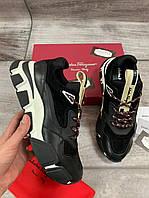 Мужские кроссовки Ferragamo