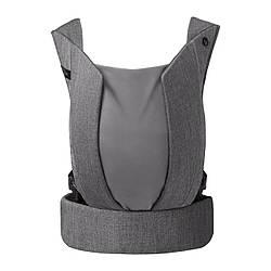 Рюкзак-кенгуру Cybex Yema Click Denim (Manhattan Grey mid grey)
