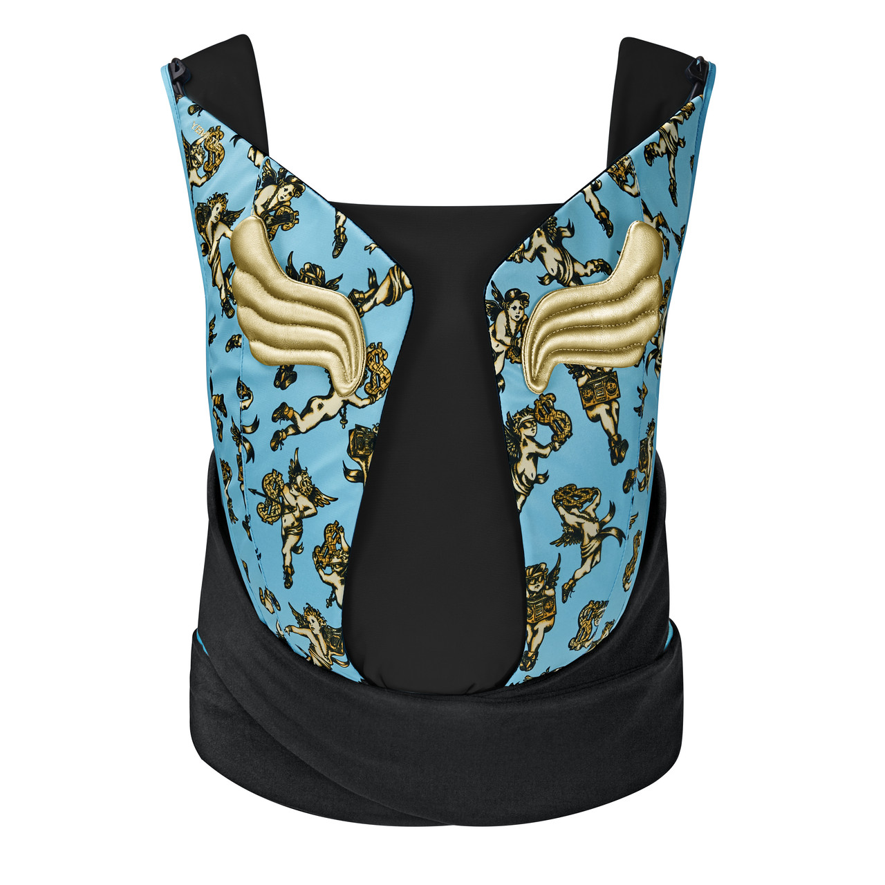 Рюкзак-кенгуру Cybex Yema Tie by Jeremy Scott Cherubs Blue