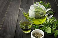 Зеленого чая натуральный гидролат 100 мл - для кремов и косметики, умывания, лучший тоник!