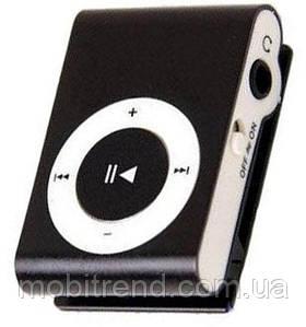 MP3 плеер металл Черный