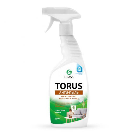 """Засіб миючий для меблів GRASS """"Тора"""" 600мл 219600"""