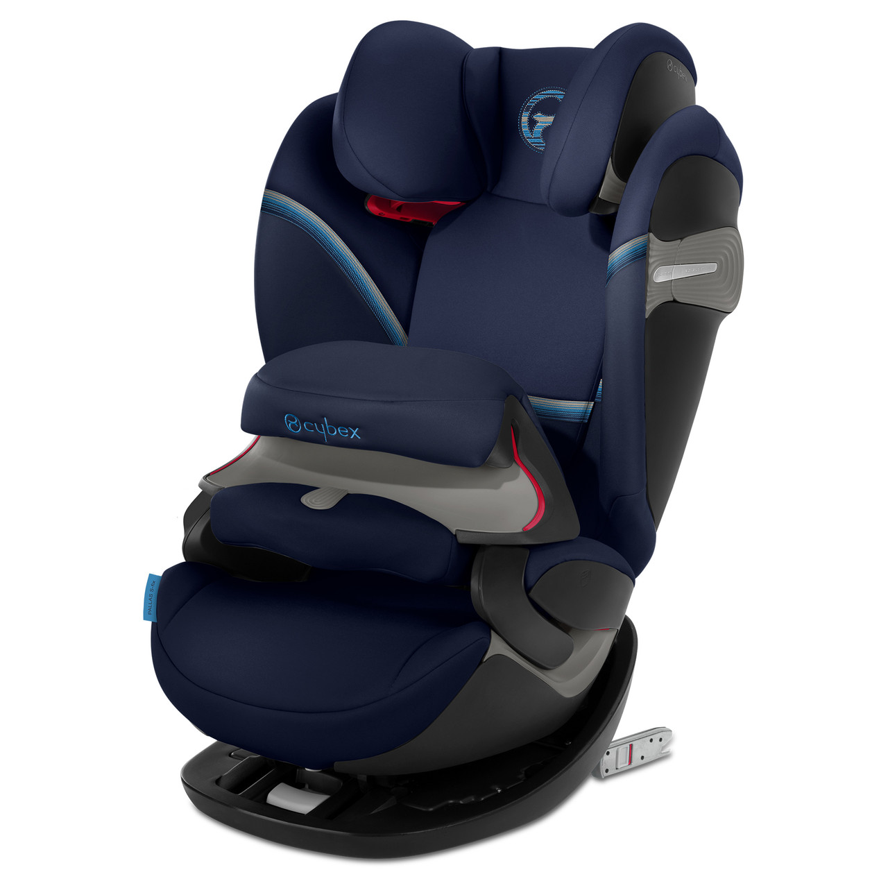 Автокресло Cybex Pallas S-fix (Navy Blue navy blue)