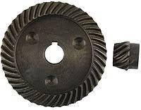 💫Конические пары болгарки 230 диаметры большой шестерни 74 х 14 мм. высота малой 18.5 мм. 1028💫