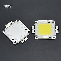 Світлодіодна матриця COB 30-36v 30w біла
