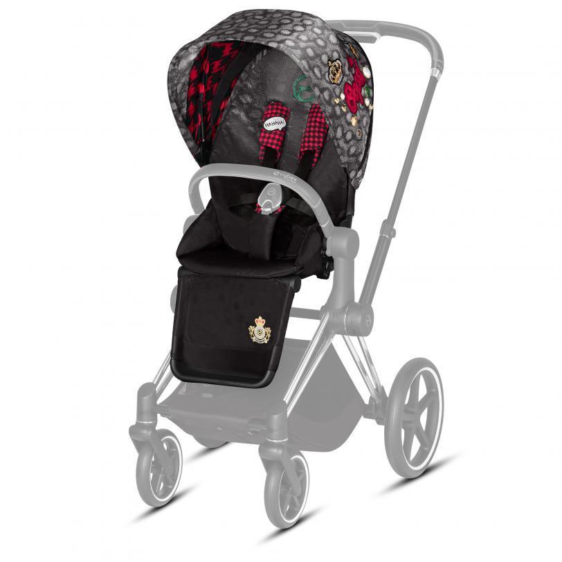 Комплект тканини для Priam Lux Seat Rebellious