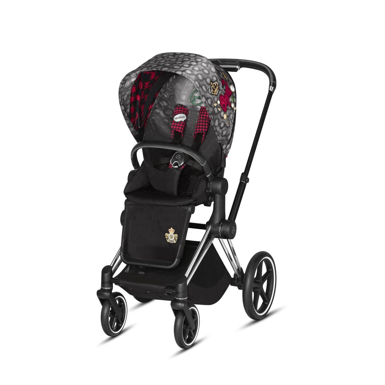 Прогулянкова коляска Priam 3.0 Rebellios