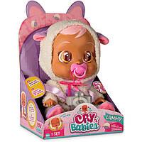 Интерактивная кукла Плакса Cry Babies Lammy Овечка