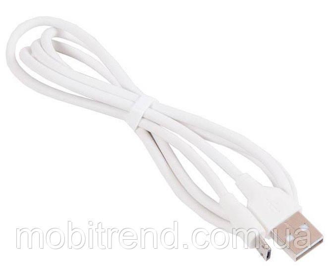 Кабель micro-USB Proda Fast Charging PD-B15m 1m Белый