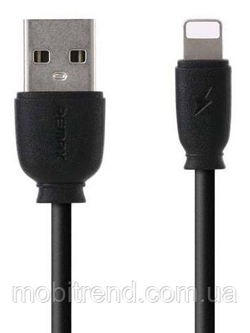 Кабель USB Apple Remax Fast Charging RC-134i Lightning 1m Черный