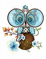 Картина по номерам. Rosa Cute Owl 35х45см N00013210