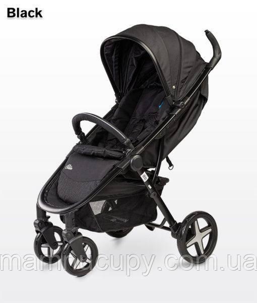 Детская прогулочная коляска Caretero Titan Black (Каретеро Титан)