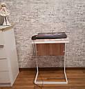 Стол-трансформер приставной Комбо черный - венге, фото 5