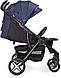 Детская прогулочная коляска Caretero Titan Black (Каретеро Титан), фото 3