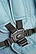Детская прогулочная коляска Caretero Titan Black (Каретеро Титан), фото 6