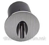 Світильник для підсвічування ступенів Алюміній K-2415S LED 3W 6000K 60мм IP44 silver, фото 2