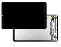 Дисплей  Xiaomi Mi Pad 4 Plus + тачскрин (сенсор), черный, без шлейфа сканера отпечатка пальца (Touch ID)