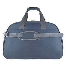 Дорожная сумка TONGSHENG цвет синий 62x39x25 ткань нейлон   кс99101син, фото 2