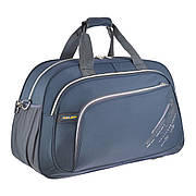 Дорожная сумка TONGSHENG цвет синий 62x39x25 ткань нейлон   кс99101син