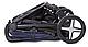 Дитяча прогулянкова коляска Caretero Titan Grey (Каретеро Титан), фото 4