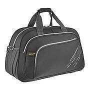 Дорожная сумка TONGSHENG чёрная 62x39x25 ткань нейлон на ПВХ основе  кс99101ч