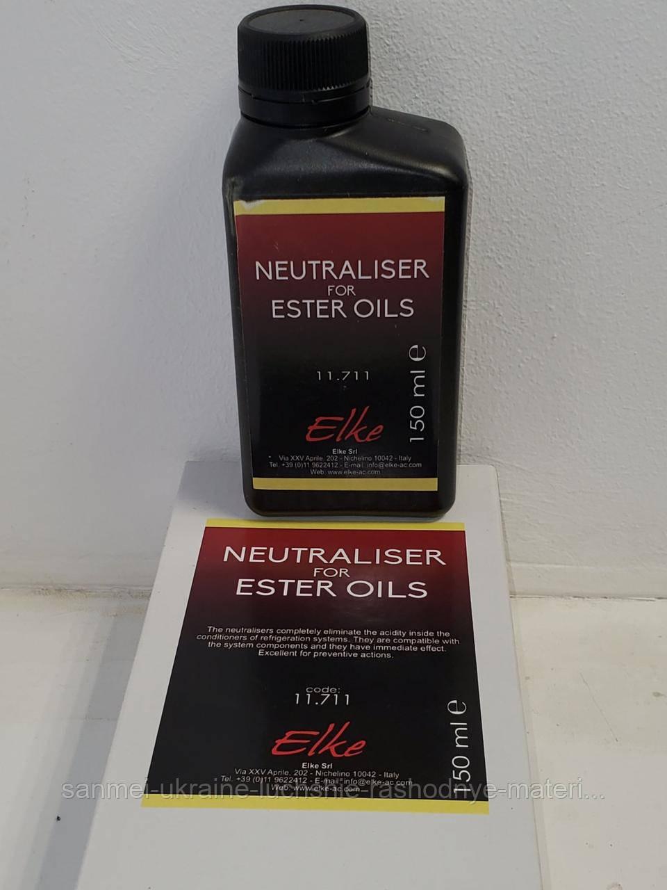 Нейтралізатор кислотності для кондиціонерів та холодильних установок ELKE (ITALY) 150ml