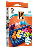 """Настольная игра """"IQ Блок"""" ТМ Smart Games арт. 466"""