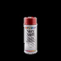 Эмаль аэрозольная универсальная акриловая Dupli Color Very Well Ral 3011 коричнево-красный 400 мл