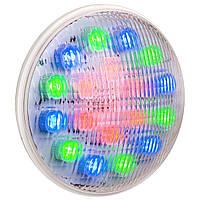 Лампа сменная светодиодная Tebas Led Maxi RGB (цветная) - 18,0 Вт