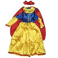 Карнавальный костюм карнавальный для девочки - Белоснежка, рост 102см (460434-1)