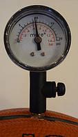 Манометр 89400 для вимірювання тиску в м'ячах, фото 1