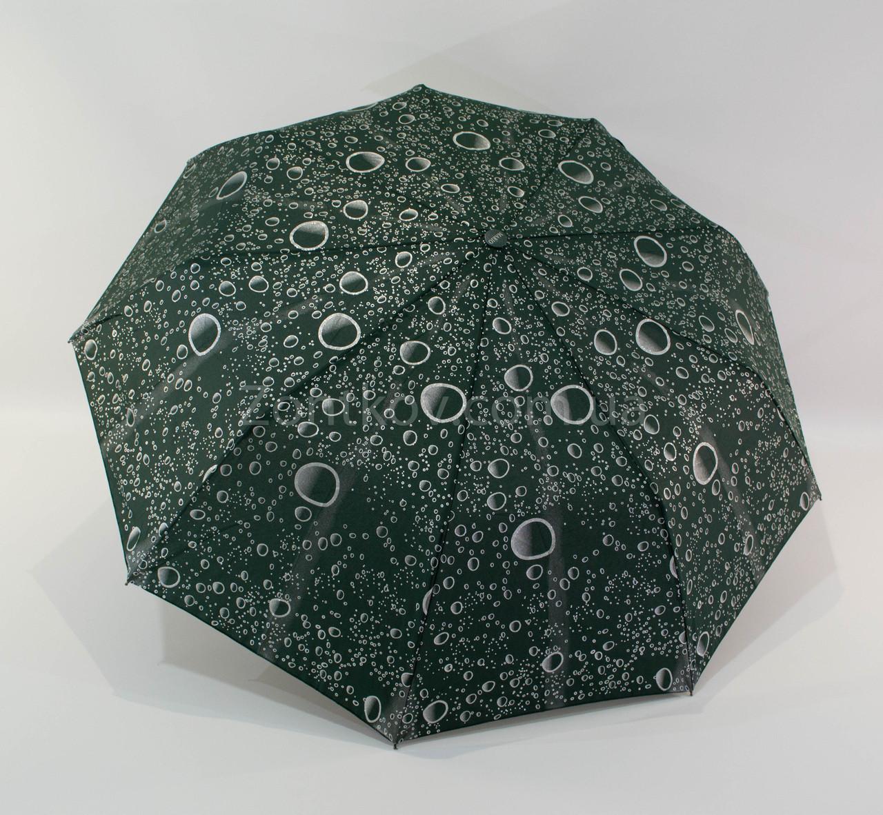 Складной женский зонт полуавтомат от фирмы Mario