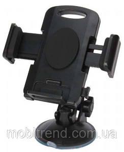 Держатель для планшета в авто 7-11 дюймов ZYZ-139 360° Черный