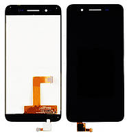 Дисплей (модуль) для Huawei Honor GR3 (TAG-L21), Enjoy 5s Черный