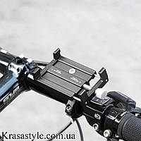 Алюминиевый холдер смартфона, для велосипедов, мопедов и мотоциклов