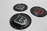 Эмблема в решетку Brabus для Mercedes G-class