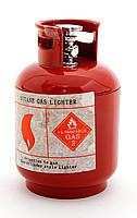 """Запальничка оригінальна у вигляді """"Газовий балон"""" газова подарунок сувенір"""
