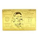 """Запальничка оригінальна у вигляді """"Злиток золота"""" газова подарунок сувенір"""