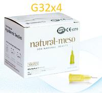 Иглы для мезотерапии Natural-Meso G32x4