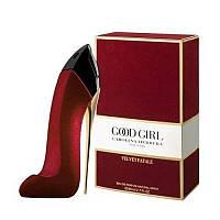 Женские духи Carolina Herrera Good Girl Velvet Fatale (духи Каролина Эррера красная туфелька)