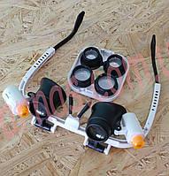 Бинокулярные очки с подсветкой 9892RD