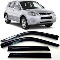"""Acura RDX 2007-2012 дефлекторы окон """"Cobra Tuning"""""""