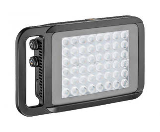LED светильник Manfrotto двухцветный LYKOS, 1500лк/1м, CRI>93, 5600K/3000K,диммер