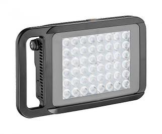 LED cветильник Manfrotto LYKOS, 1600лк/1м, CRI>93, 5600K, диммер