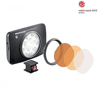 LED светильник Manfrotto LumiMuse8 с 8 светодиодами и Bluetooth