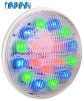 Tebas Led Maxi лампа сменная (цветная) для 18Вт подводного прожектора