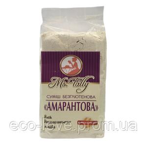 "Амарантовая смесь для хлеба ""Ms Tally"" 425 г"