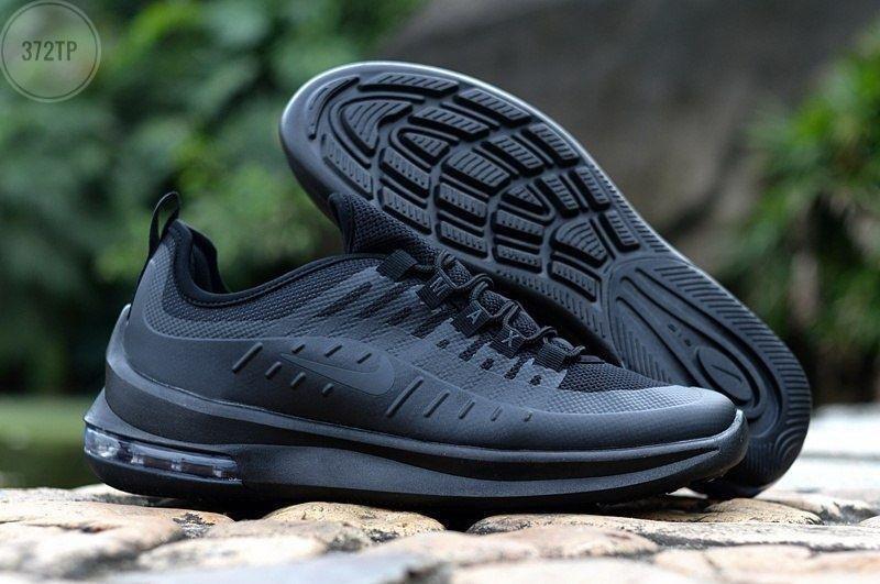 Мужские кроссовки Nike Air Max Axis Dark Black