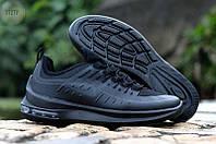 Мужские кроссовки Nike Air Max Axis Dark Black, фото 1