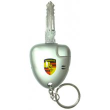 """Запальничка оригінальна у вигляді """"Audi"""" газова подарунок сувенір №3100"""